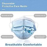 [50 Pack] TomrickCare Face Masks