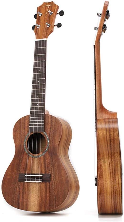 Instrumentos de Cuerda Ukulele 4 Cuerdas Hawaii Guitarra Solo ...