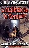 La malédiction du templier par Jacq