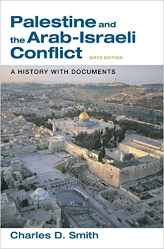 Palestine and the arab-israeli conflict (text only) 7th (seventh.