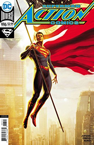 Action Comics (2016) #'s 987-999