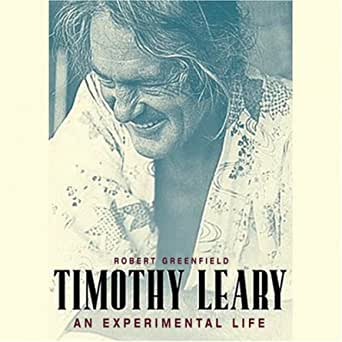 Amazon.com: Timothy Leary: A Biography (Audible Audio Edition): Robert  Greenfield, Patrick Lawor, Blackstone Audio, Inc.: Audible Audiobooks