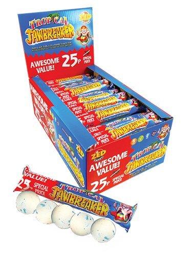 (Zed Candy Tropical Jawbreaker 41.3G x Case of 30)