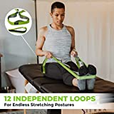 Gradient Fitness Stretching Strap LITE, 1 Inch