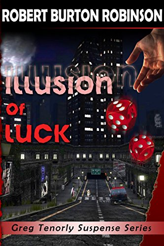 Illusion Luck Greg Tenorly Suspense ebook product image