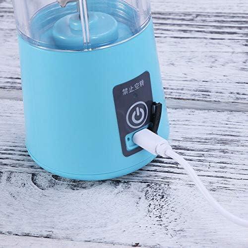 Frullatore Portatile Frullatore Portatile Portatile Ricaricabile Usb Per Frullatore Di Frutta Elettrico Portatile Per Frullatore Che Mescola La Mini Tazza Di Succo Portatile