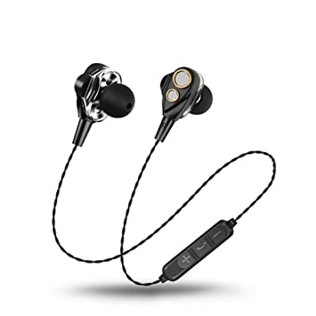 Amazon.com: Auriculares inalámbricos Bluetooth con banda ...