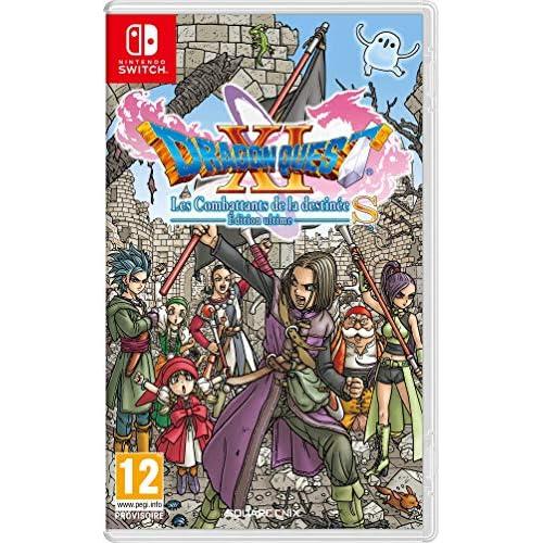 chollos oferta descuentos barato Dragon Quest XI Les combattants de la destinée Importación francesa