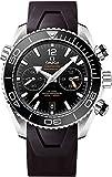 omega rubber watch - Omega Seamaster Planet Ocean 45.5mm Men's Watch w/ Black Rubber Strap 215.30.46.51.01.001