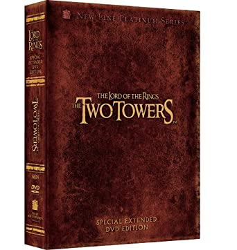 The Lord Of The Rings Two Towers Book