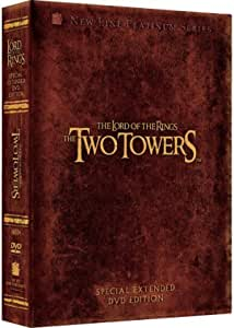 The Lord of the Rings: The Two Towers (Widescreen Extended Edition) (4 Discs)