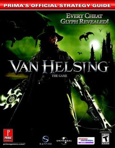 Van Helsing (Prima's Official Strategy Guide) ebook