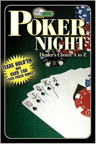 Poker Night: a novel