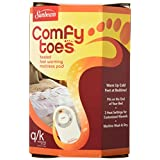 Sunbeam Heated Comfy Toes Foot Warming Pad, Twin/Full Size
