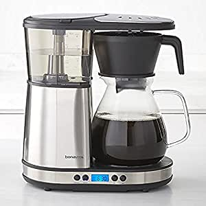 Bonavita BV1902DW Coffee Brewer, Silver