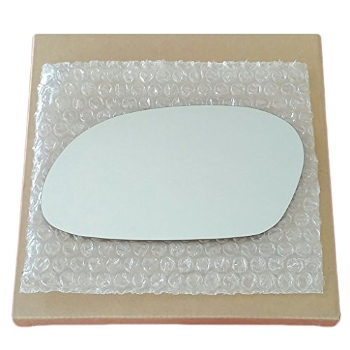 Mirror Glass and Adhesive 96 - 07 Ford Taurus / 96 - 05 Mercury Sable Driver Left Side Replacement
