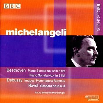 Michelangeli Spielt Beethoven