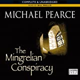 Front cover for the book The Mingrelian Conspiracy by Michael Pearce