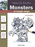 How to Draw Monsters in Simple Steps