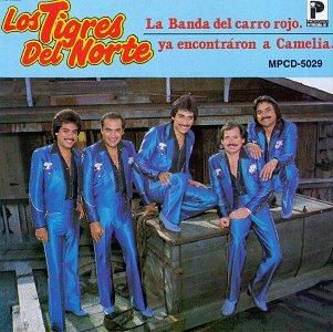 Los Tigres Del Norte - La Banda Del Carro Rojo: Ya Encontraron a Camelia - Amazon.com Music