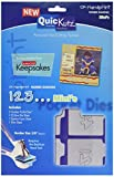 We R Memory Keepers CK Handprint Mini Number Shadow Die Set, 2-Inch by 2-Inch