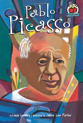 Pablo Picasso (On My Own Biographies (Paperback))