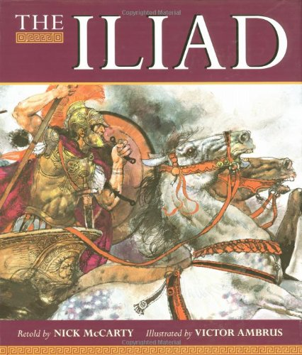 Read Online The Iliad pdf