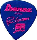 Ibanez Paul Gilbert Signature Heavy Guitar Picks Blue Pack of 6