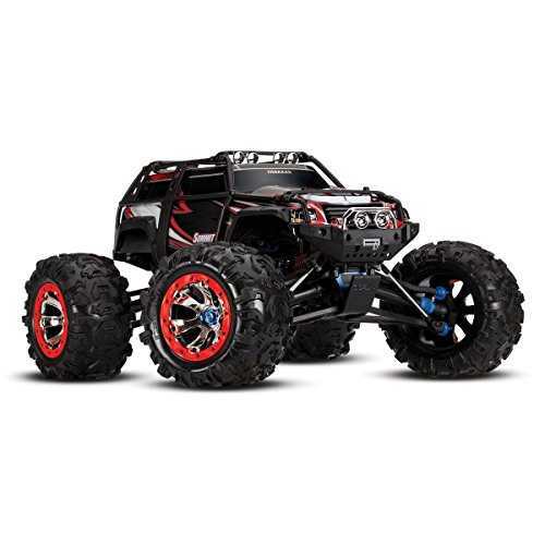 Traxxas Summit 4WD Monster Truck with 2.4GHz TQi Radio Toy