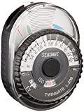 Best Light Meters - Sekonic 401-208 Twin Mate Light Meter (Black/White) Review