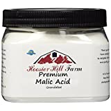 Hoosier Hill Farm Malic acid, 1 lb Plastic Jar