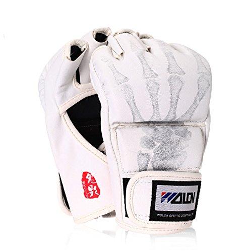 New 5M Boxing wraps Punching Hand Wrap Boxing Training MMA muay thai Gloves Training White by easyshop-nb