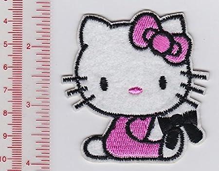 SANRIO CUTE HELLO KITTY ROSK - Parches para planchar y coser ...