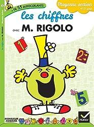 Monsieur Rigolo - MS - Les chiffres