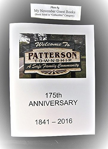 Patterson Township 175th Anniversary: 1841-2016 (Beaver County, - Stores Columbiana Centre