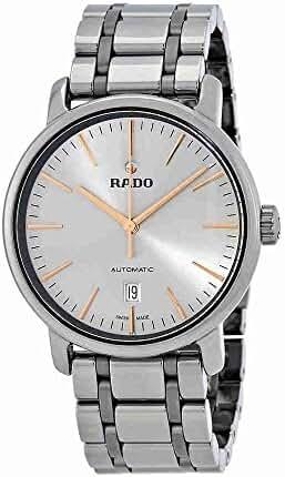 Rado DiaMaster XL Silver Dial Automatic Mens Watch R14074102