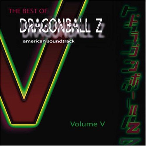 Dragon Ball Z CD Covers