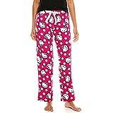 Hello Kitty Junior Girls Sleep Pants Pajama Bottoms Large