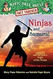 img - for Ninjas and Samurai: A Nonfiction Companion to Magic Tree House #5: Night of the Ninjas (Magic Tree House (R) Fact Tracker) book / textbook / text book