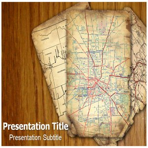 amazon com road map powerpoint template powerpoint ppt