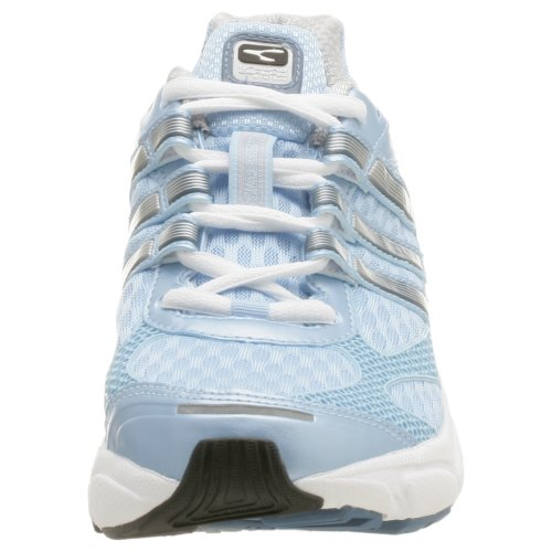 adidas Womens Supernova Control Running Shoe Lt Sky/Metallic Slvr IlENWF