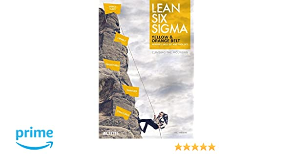 Lean Six Sigma Yellow Orange Belt Mindset Skill Set And Tool Set