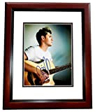 Niall Horan Signed - Autographed Sexy Singer 11x14 inch Photo MAHOGANY CUSTOM FRAME - 1D One Direction - Guaranteed to pass PSA or JSA