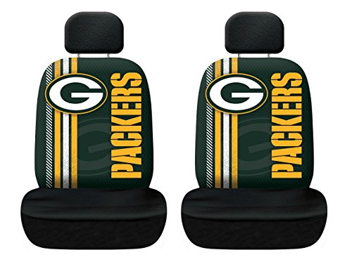 Green Bay Packers Seat - Fremont Die NFL Green Bay Packers Rally Seat Cover, One Size, Green
