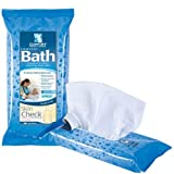Comfort Bath Cleansing Washcloths - Inner Carton (22 Packages)