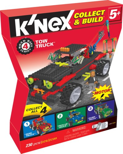 Amazon Knex Flatbed Truck Toys Games