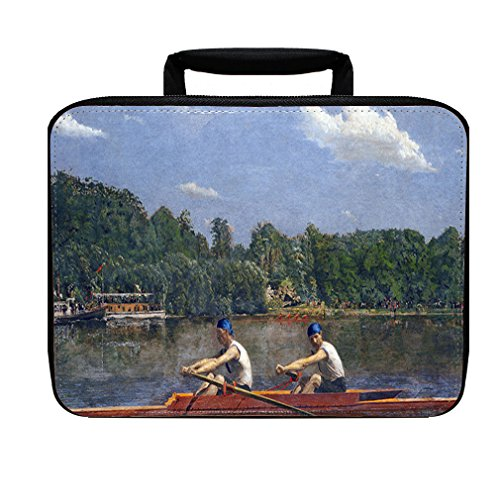 Biglin Brothers Racing (Thomas Eakins) Insulated Lunch Box Bag
