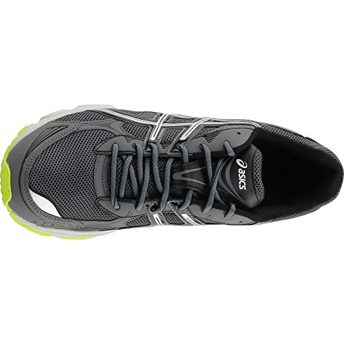 Asics Herren Gel-Vanisher Schuhe Carbon/Black/Neon Lime