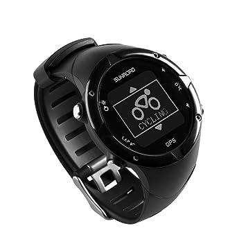 Smartwatches Hombres Deportes GPS Reloj Digital Impermeable ...