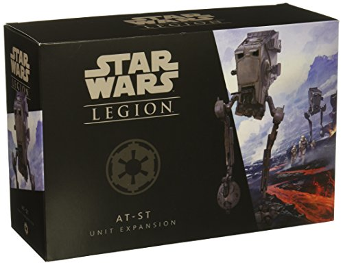 Star Wars Legion: AT-ST Unit Expansion (World At War Best Weapons)